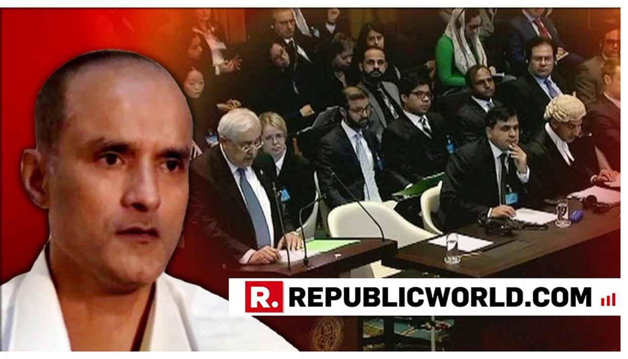 PAKISTAN SNUBBED BY ICJ ON DAY 2 OF KULBUSHAN JADHAV HEARING