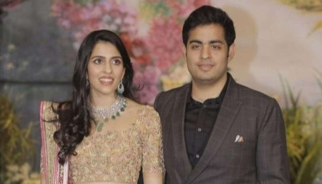 AKASH AMBANI-SHLOKA MEHTA'S PRE-WEDDING CELEBRATIONS BEGIN, SEE PICTURES HERE