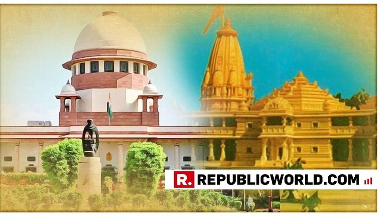 NEWLY-CONSTITUTED BENCH OF SUPREME COURT TO HEAR AYODHYA CASE ON FEBRUARY 26