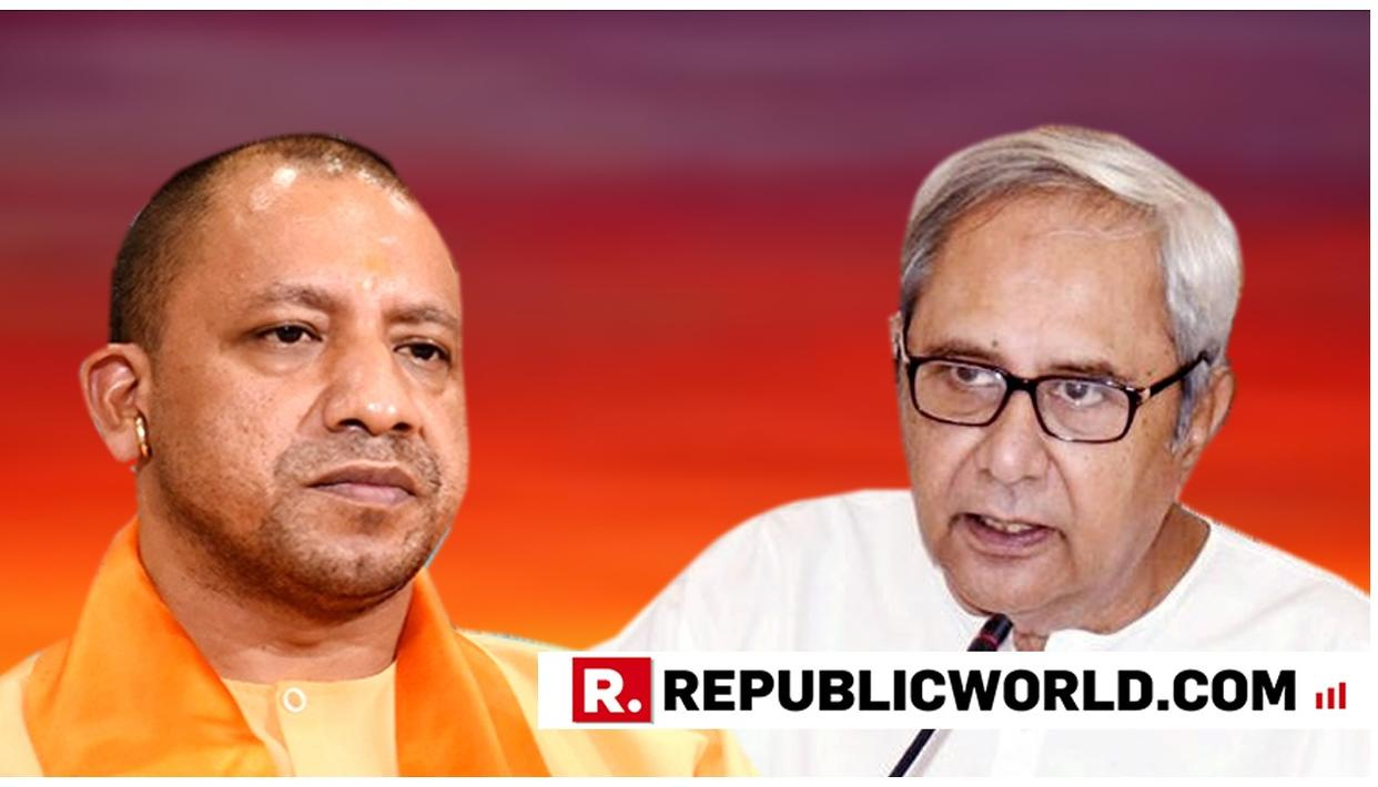 NAVEEN PATNAIK NOT INTERESTED IN ODISHA'S DEVELOPMENT: YOGI ADITYANATH