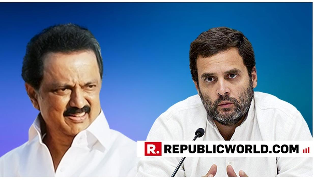 CONGRESS-DMK CONFIRM ALLIANCE FOR LOK SABHA 2019 ELECTIONS. HERE'S THE SEAT-SHARING FORMULA