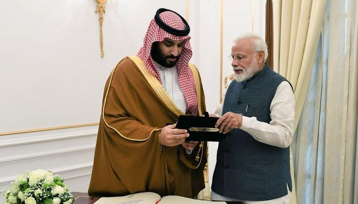 ON PM MODI'S REQUEST, SAUDI CROWN PRINCE ORDERS RELEASE OF 850 INDIAN PRISONERS, INCREASES INDIA'S HAJ QUOTA TO 2 LAKH