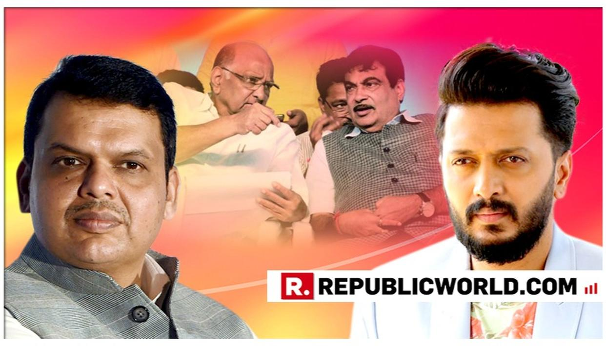 RITESH DESHMUKH ASKS DEVENDRA FADNAVIS IF NITIN GADKARI OR SHARAD PAWAR CAN BE PM, HERE'S THE MAHARASHTRA CM'S ANSWER