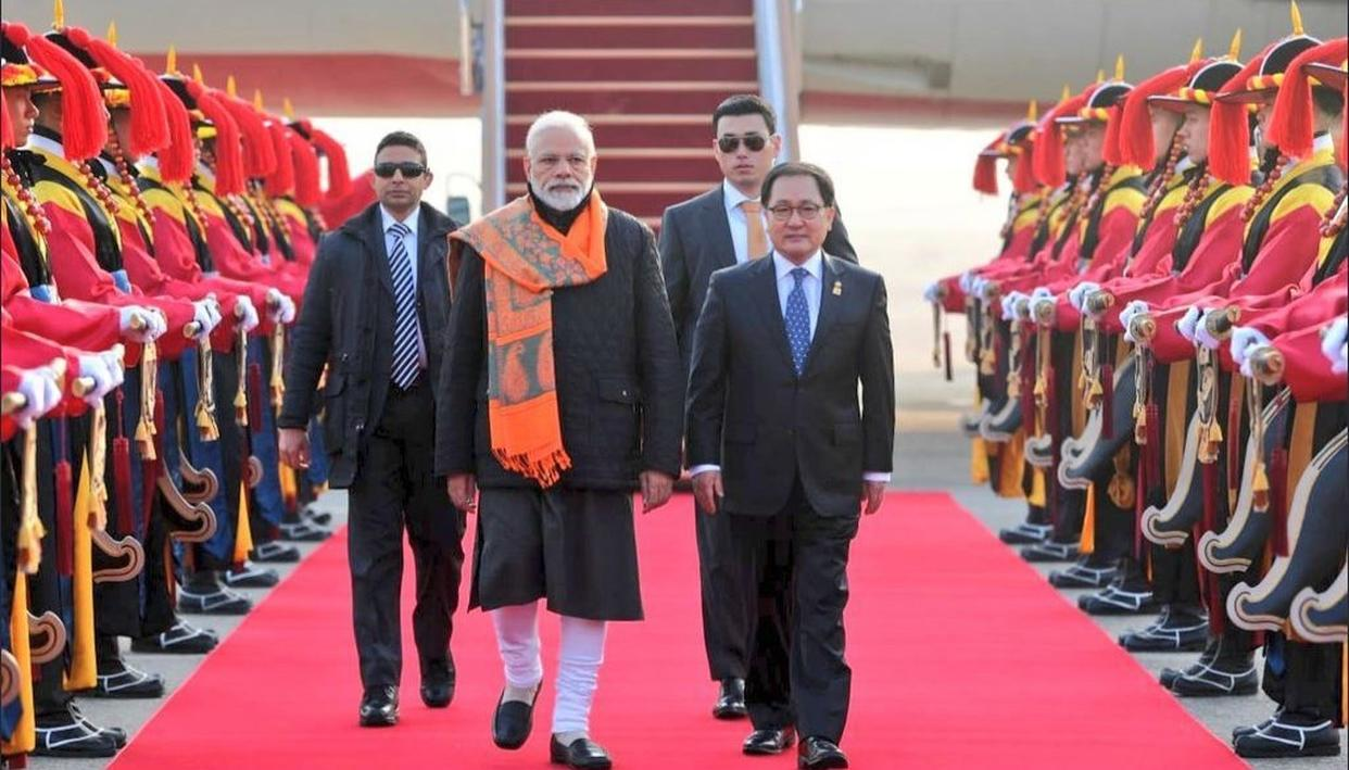 PM NARENDRA MODI TO RECIEVE SEOUL PEACE PRIZE ON HIS TWO-DAY VISIT TO SOUTH KOREA