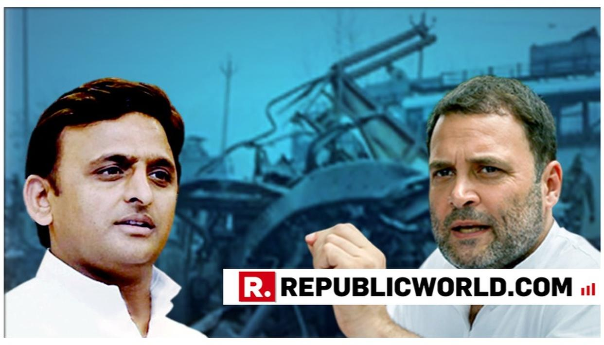 Samajwadi Party joins Congress in politicising Pulwama terror attack, demands answers on the incident from Centre