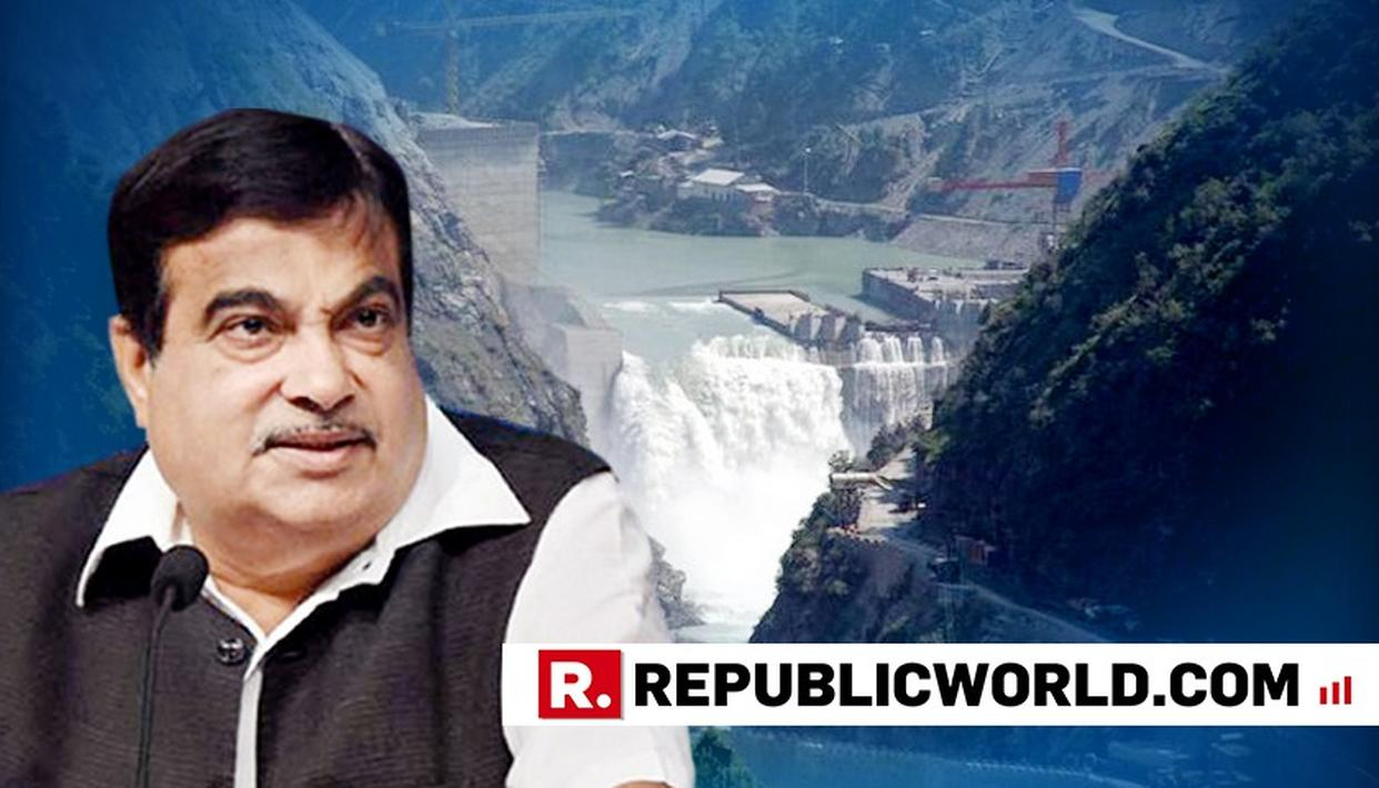 WATCH: AS INDIA SHUTS PAKISTAN'S TAP, NITIN GADKARI EXPLAINS HOW WATERS WILL BE DIVERTED FOR INDIA'S BENEFIT