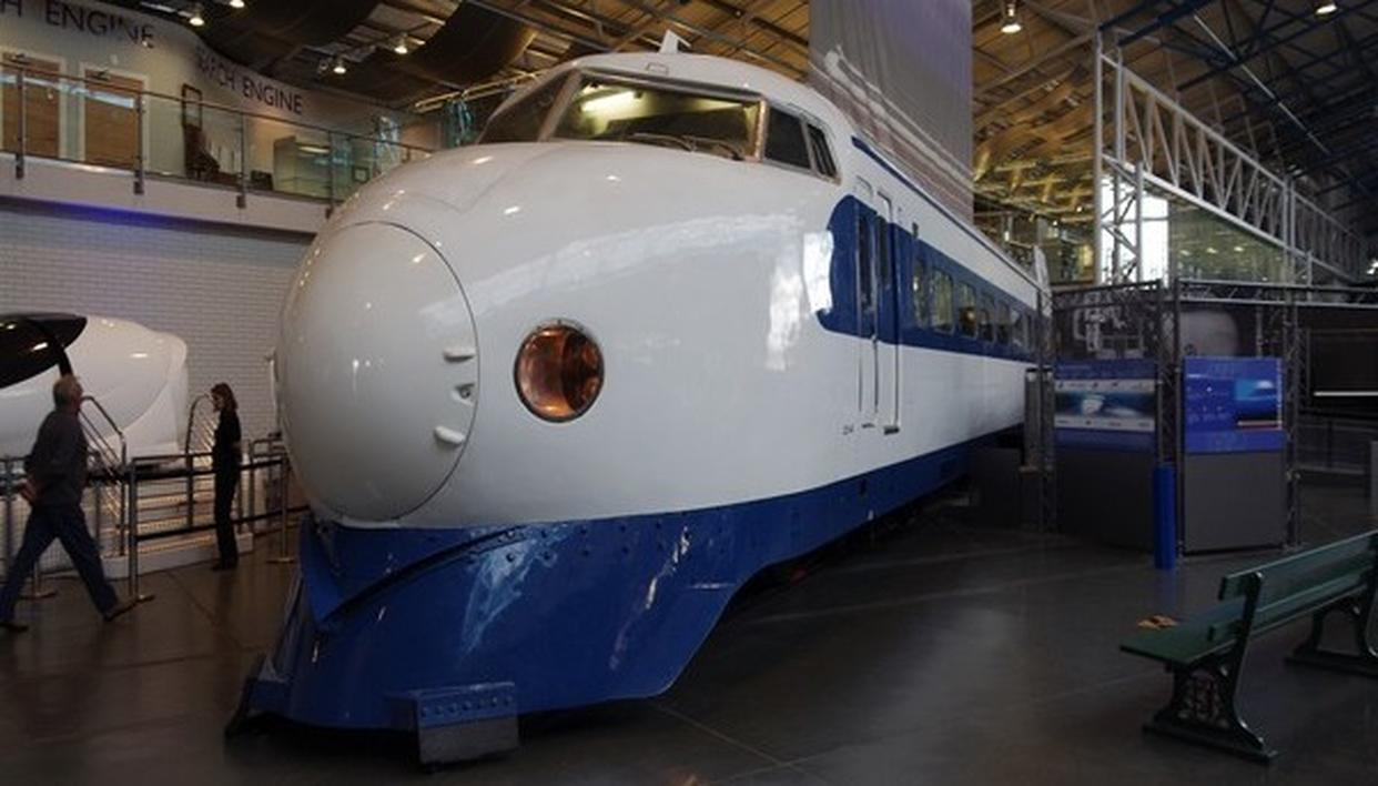 BIG CHANCE: NAME THE MUMBAI-AHMEDABAD 'BULLET TRAIN', DESIGN ITS MASCOT, WIN A PRIZE. DETAILS HERE