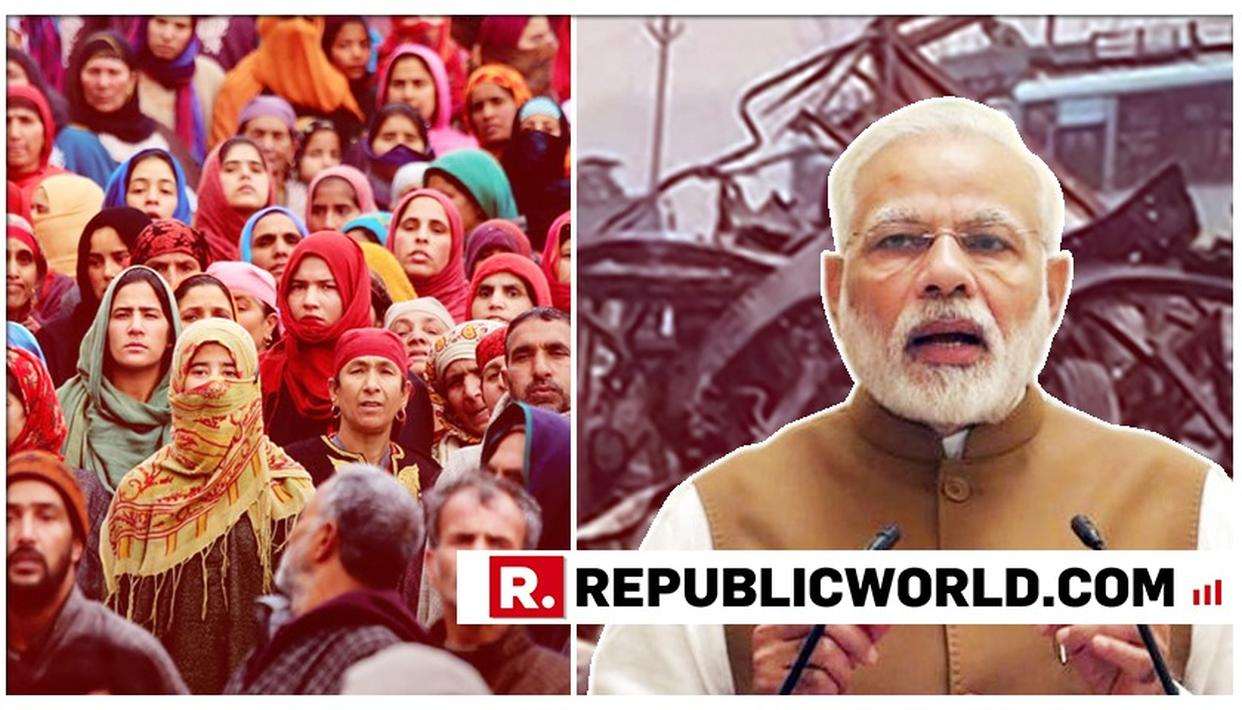 "WATCH | ""Our fight is for Kashmir, not against Kashmiris"", says PM Modi in strong message over developments following Pulwama terror attack - Republic World"
