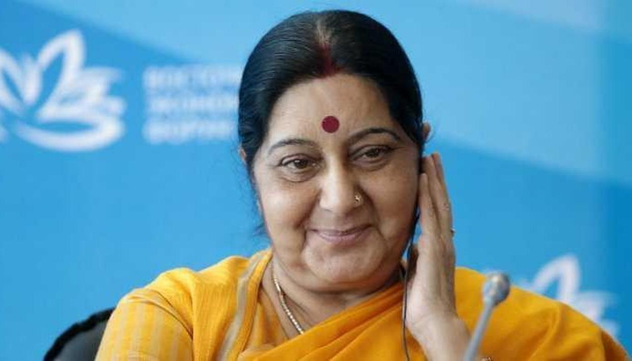 IN A FIRST, MEA SUSHMA SWARAJ TO BE GUEST OF HONOUR AT OIC FOREIGN MINISTERS MEET IN ABU DHABI