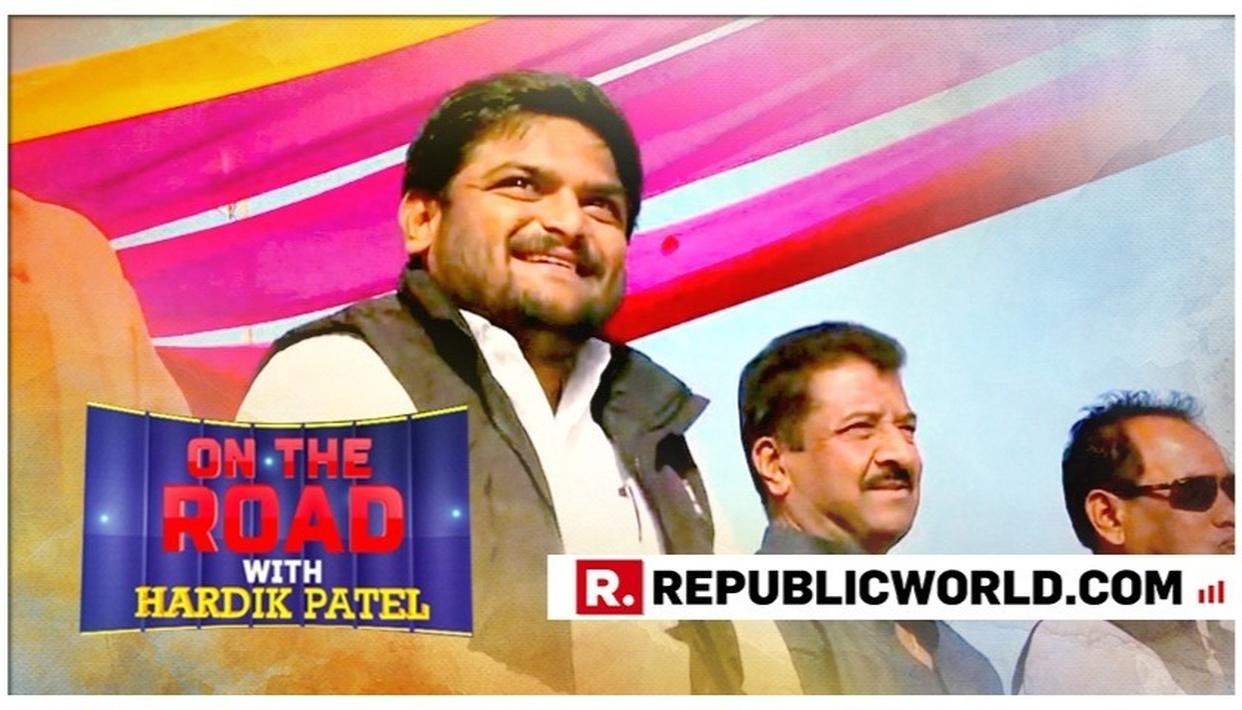 MUST WATCH: 'ON THE ROAD' WITH HARDIK PATEL