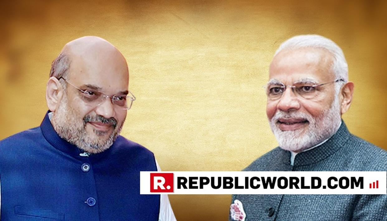 PM MODI'S INTERACTION TO BE WORLD'S LARGEST VIDEO CONFERENCE: AMIT SHAH