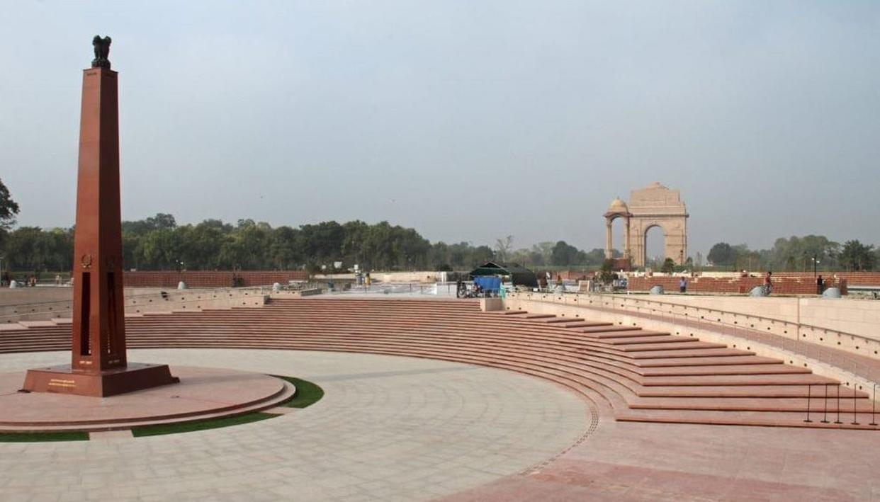 PM MODI TO UNVEIL NATIONAL WAR MEMORIAL AS A FITTING TRIBUTE TO INDIA'S MARTYRS. HERE'S ALL YOU NEED TO KNOW ABOUTIT