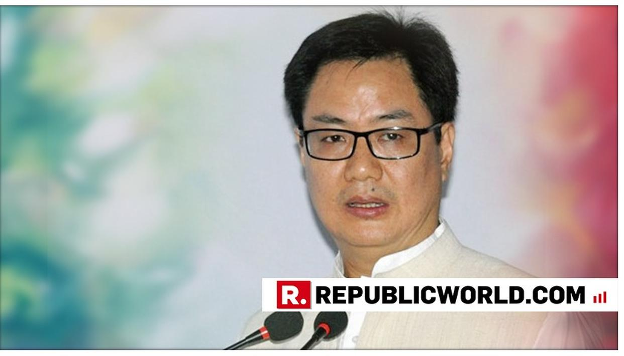 ARUNACHAL PRADESH GOVERNMENT TO NOT ACCEPT RECOMMENDATIONS TO GRANT PRC TO 6 COMMUNITIES: KIREN RIJIJU