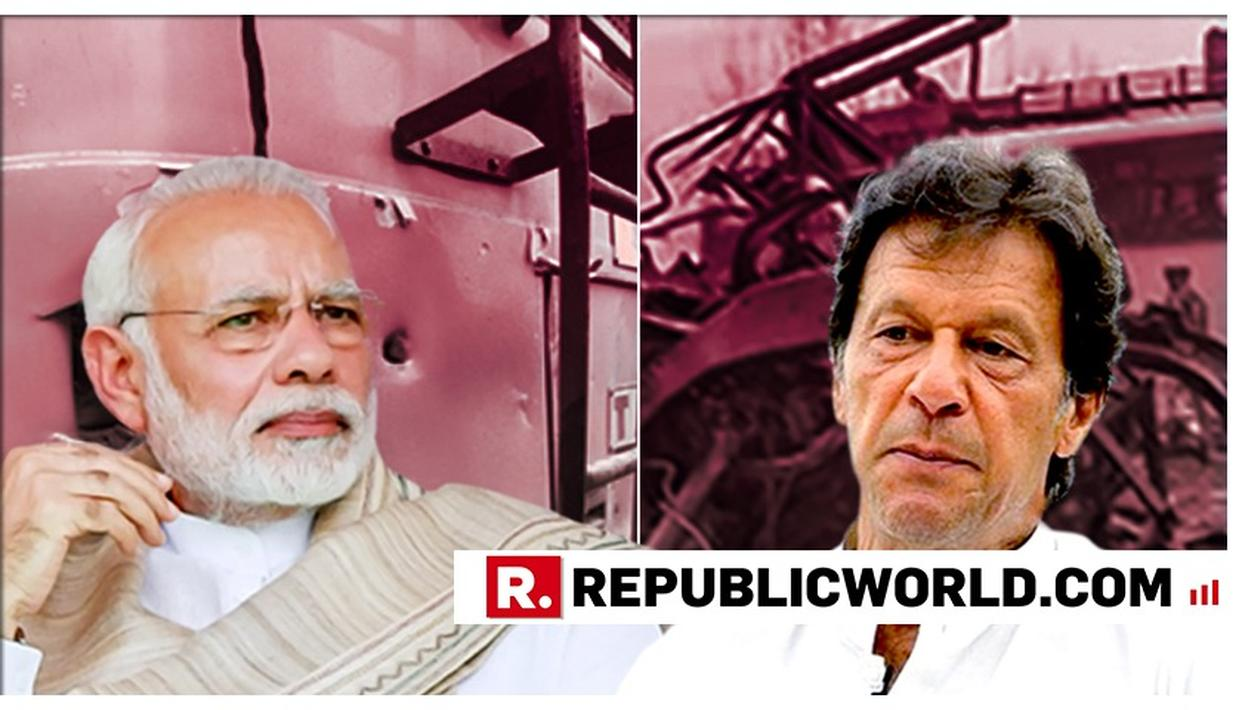 WATCH: RATTLED BY PM MODI'S CHALLENGE, IMRAN KHAN PREACHES INDIA TO 'GIVE PEACE A CHANCE'