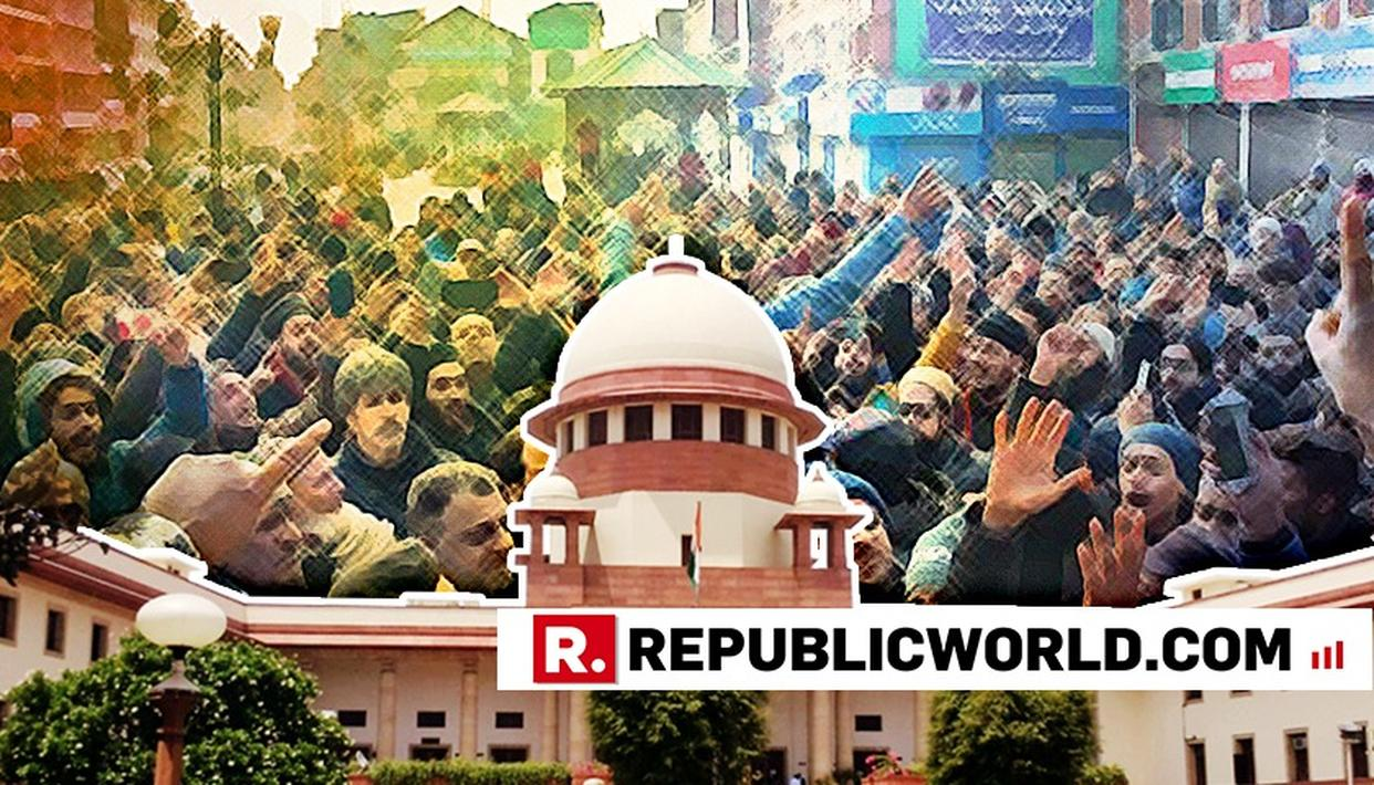 PLEAS CHALLENGING CONSTITUTIONAL VALIDITY OF ARTICLE 35A LISTED IN SC FROM FEB 26-28, HEARING UNLIKELY