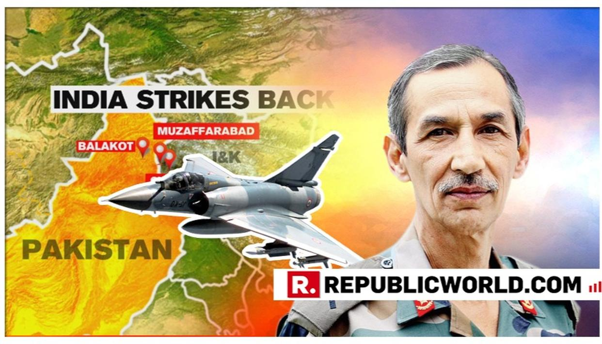 WATCH: SURGICAL STRIKE ARCHITECT LT GEN DS HOODA LAUDS CENTRE, SAYS STRONG MESSAGE GIVEN TO PAKISTAN