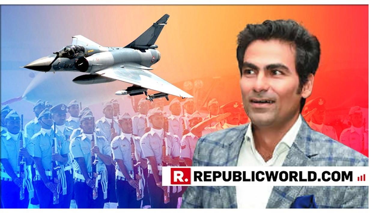 'SHAANDAAR', EXULTS MOHAMMAD KAIF, SALUTES INDIAN AIR FORCE AFTER IT GIVES A FITTING RESPONSE TO PAKISTAN