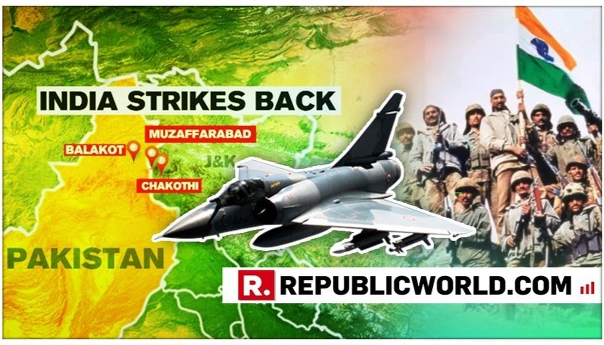 INDIA STRIKES PAKISTAN: PAK SCRAMBLED F16'S TO RETALIATE BUT BALKED AT INDIAN FORMATION'S SIZE, CONFIRM SOURCES