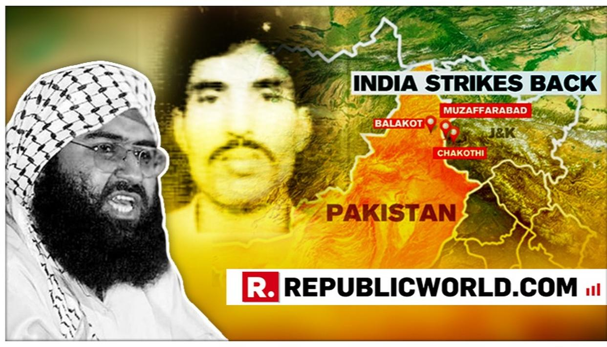 IC-814 HIJACKER AND MASOOD AZHAR'S BROTHER-IN-LAW YUSUF AZHAR HEADED JEM'S BALAKOT TERROR CAMP WHICH WAS STRUCK BY IAF, CONFIRMS INDIA'S FOREIGN SECRETARY