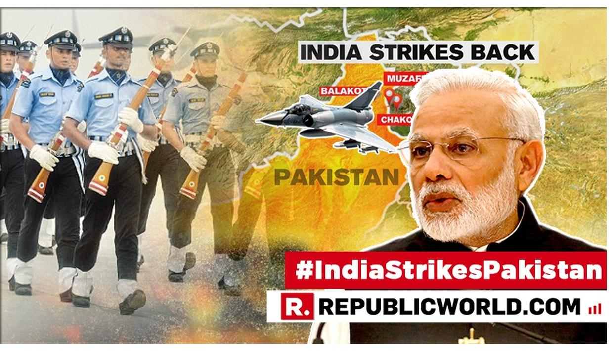 """SAUGANDH MUJHE ISS MITTI KE, MAI DESH NAHI MITNE DUNGA"": PRIME MINISTER MODI SALUTES IAF'S '21-MINUTES' STRIKE ON PAK TERROR CAMPS, ASSURES THAT ""THE NATION IS IN SAFE HANDS"""