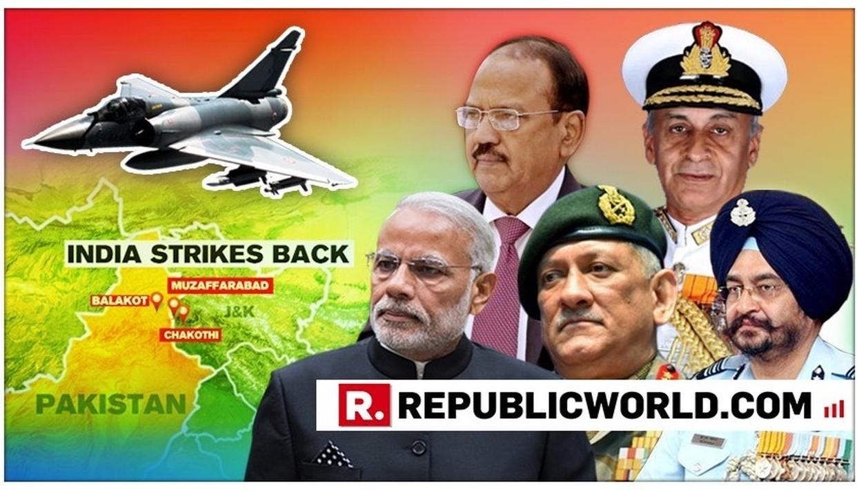 HOW INDIA CONDUCTED THE IAF STRIKE ON PAK'S TERROR CAMPS