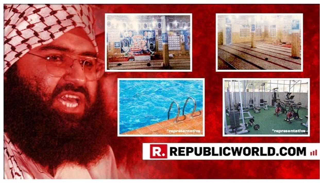 EXCLUSIVE: FROM SWIMMING POOLS TO 'JIHAD' LECTURE-HALLS, THIS DOSSIER ON THE JAISH-E-MOHAMMED GIVES AN OVERVIEW OF THE UN-DESIGNATED TERROR ORGANISATION'S TRAINING CAMPS