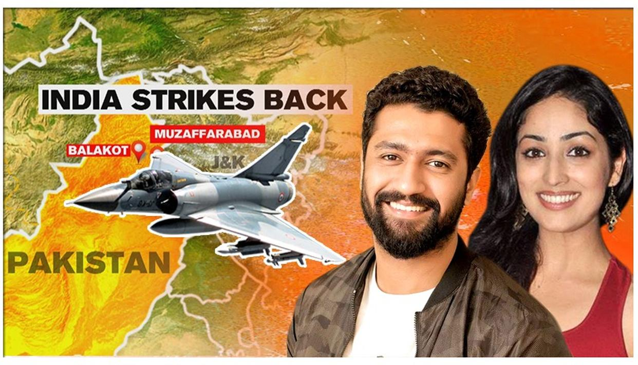 'SALUTE TO THE INDIAN AIR FORCE': VICKY KAUSHAL AND YAMI GAUTAM HAIL THE FORCES FOR SUCCESSFUL SECOND STRIKE ON JEM TERRORIST CAMPS