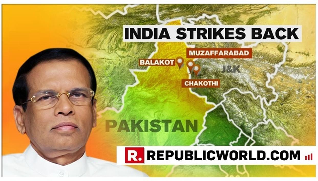 SRI LANKA EXPRESSES DEEP CONCERN OVER INDIA-PAKISTAN TENSION