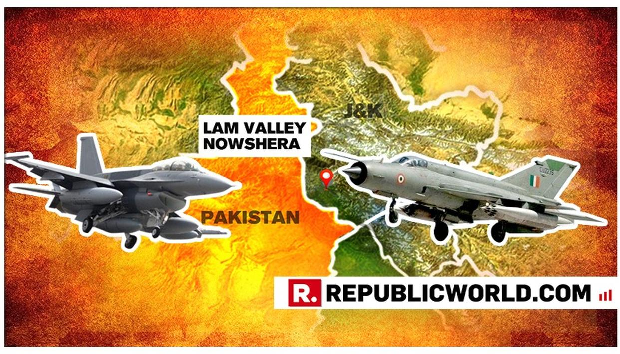 OFFICIAL STATEMENT: INDIA CONFIRMS SHOOTING DOWN ONE PAK F-16, SAYS STILL LOCATING ONE PILOT