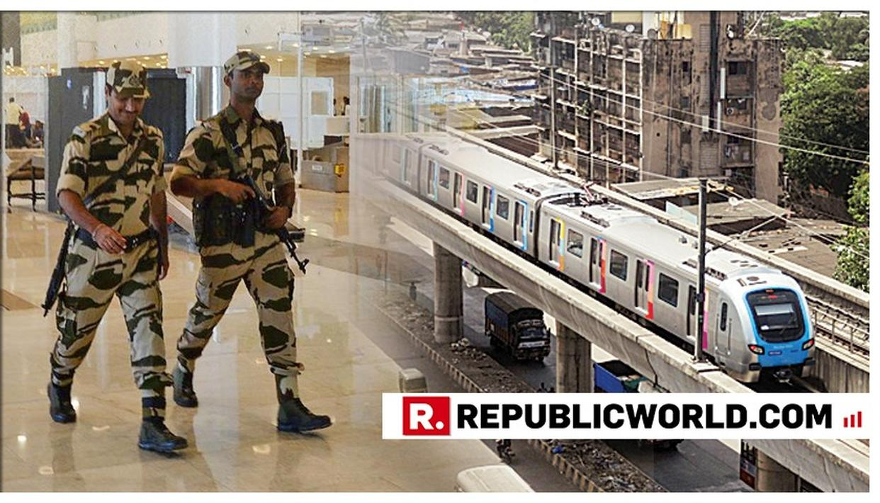 RED ALERT ACROSS ALL MUMBAI METRO STATIONS, EDUCATIONAL INSTITUTES TO EXERCISE CAUTION AFTER TENSIONS BETWEEN INDIA AND PAKISTAN ESCALATE