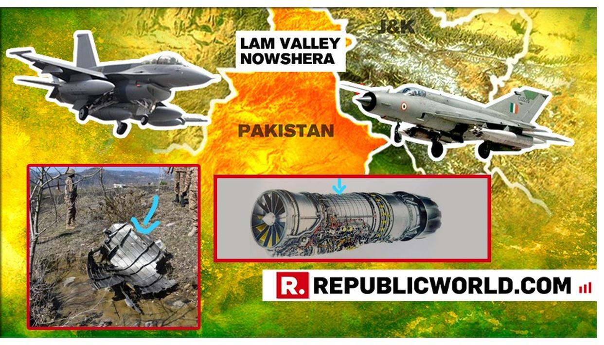 DESPITE PAKISTAN'S DENIAL, HERE'S PROOF THE AIR-CRASH DEBRIS PAK INSPECTED CAME FROM ITS OWN DECIMATED F-16