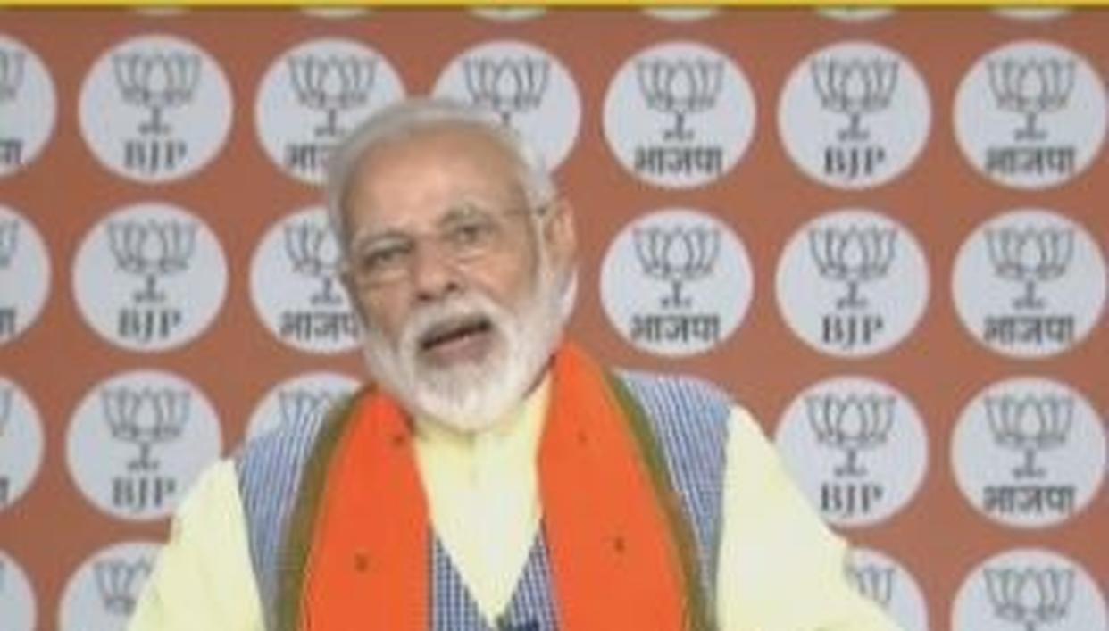 """WATCH: PM MODI HIGHLIGHTS IMPORTANCE OF AN 'UNITED' INDIA, SAYS """"INDIA WILL FIGHT AS ONE, INDIA WILL WIN AS ONE"""""""