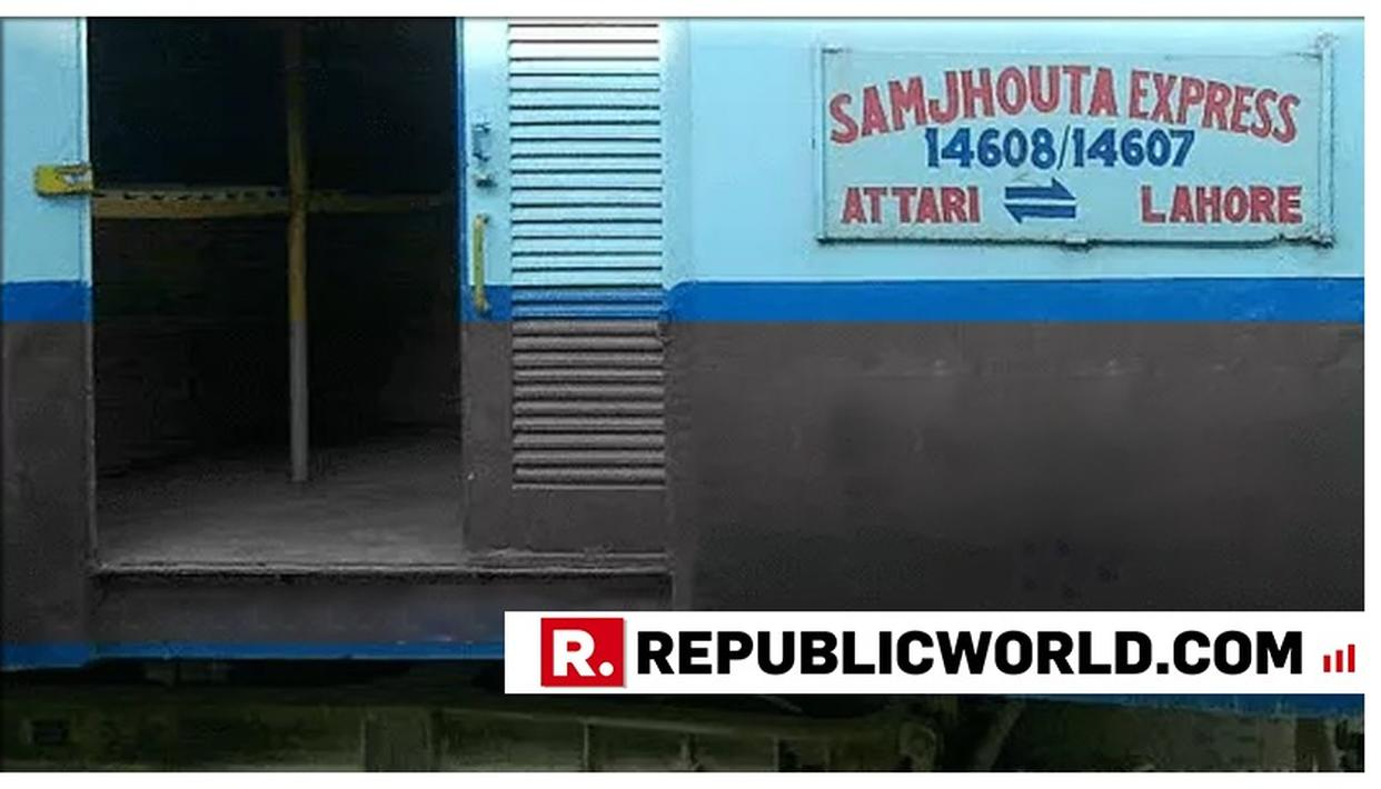 INDIA SUSPENDS SAMJHAUTA EXPRESS ON ITS END, LACK OF OCCUPANCY BEHIND DECISION