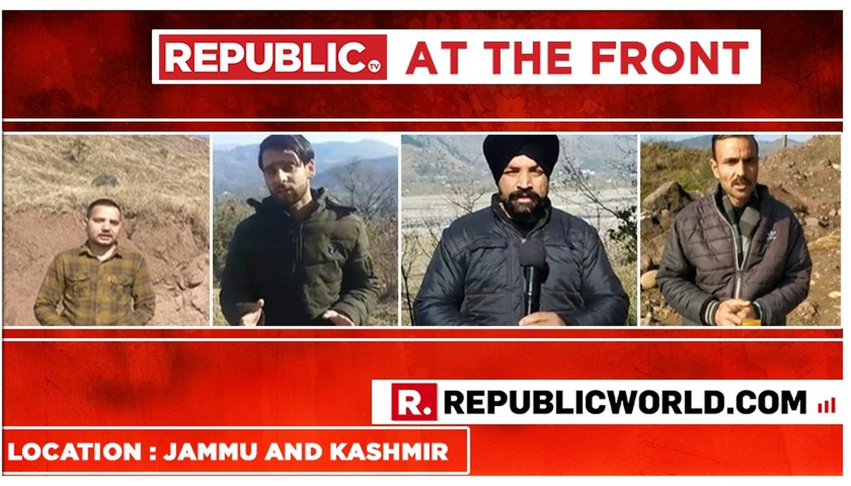 REPUBLIC AT THE FRONT | DETAILS OF THE GROUND SITUATION NEAR THE LOC AND IB IN JAMMU AND KASHMIR WHERE PAKISTAN HAS BEEN REPEATEDLY VIOLATING THE CEASEFIRE