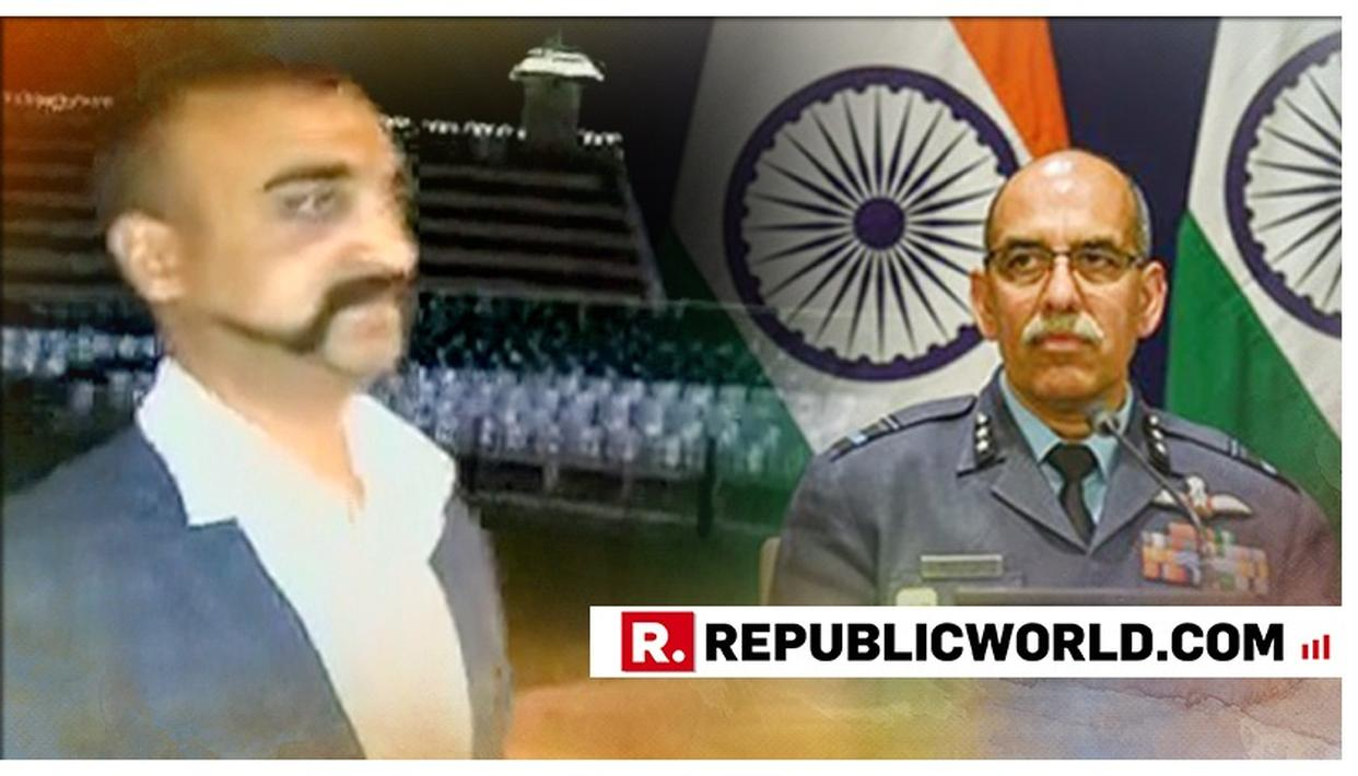 WATCH: IAF ISSUES FIRST STATEMENT AFTER WING COMMANDER ABHINANDAN RETURNS TO INDIA