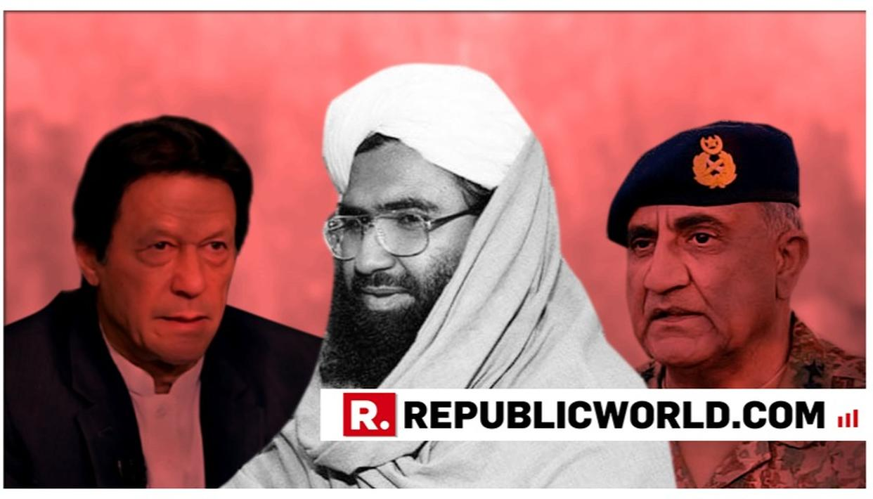 MASOOD AZHAR OFFICIALLY UNDER RAWALPINDI'S PROTECTION, PUT IN PAK ARMY HOSPITAL