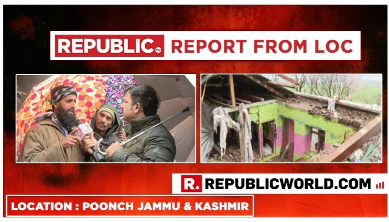 HORRIFYING PAK COWARDICE: CIVILIANS IN POONCH VILLAGE DISTRAUGHT & HELPLESS AFTER LATEST PAKISTAN ARMY ATROCITY WHERE TWO LITTLE CHILDREN AND THEIR MOTHER WERE KILLED IN A CEASEFIRE VIOLATION