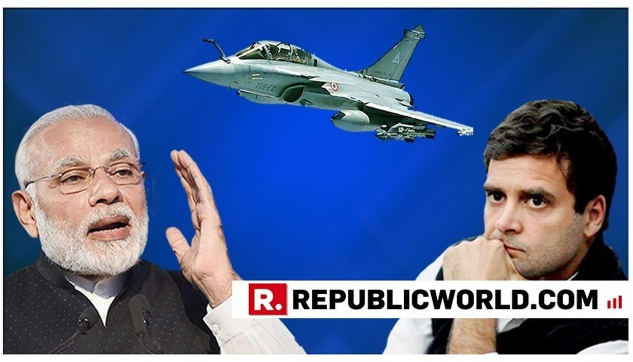 PM SAYS INDIA FEELING ABSENCE OF RAFALE, SLAMS OPPN OVER ITS STAND ON AIR STRIKE