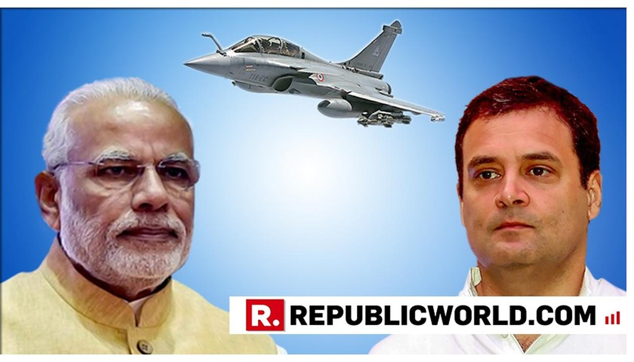WATCH: IN RAHUL GANDHI'S LOK SABHA CONSTITUENCY AMETHI, PM MODI TEARS INTO CONGRESS FOR SITTING ON RAFALE DEAL FOR YEARS
