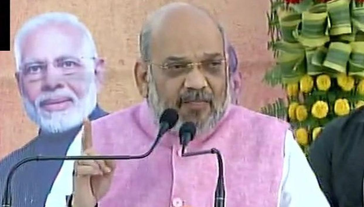 OPPN'S 'PROOF, PROBE' TALK ON AIR STRIKE MADE PAK SMILE, CLAIMS SHAH