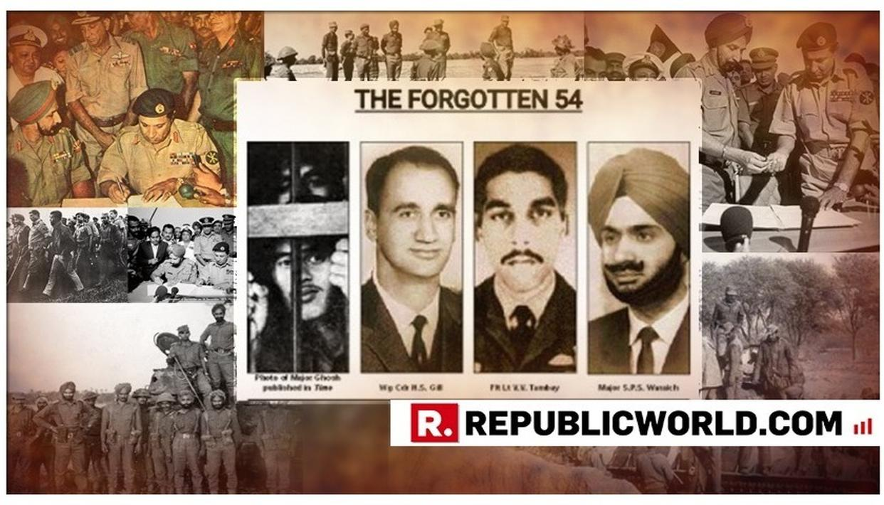 THE FORGOTTEN 54: INDIA'S 1971 WAR POWs WHO WERE NEVER RELEASED BY PAK