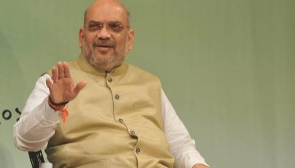 """DEMOCRACY WAS ADOPTED SO THAT """"FOOLISH SON"""" OF MONARCH DIDN'T COME TO POWER: AMIT SHAH SLAMS OPPOSITION PARTIES OF PROMOTING DYNASTIC POLITICS"""