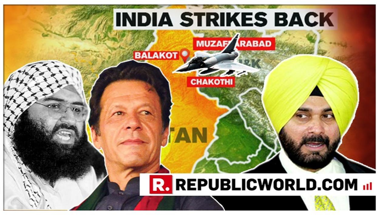 """ATROCIOUS REMARK BY SIDHU: """"WERE YOU UPROOTING TERRORISTS OR TREES?"""""""