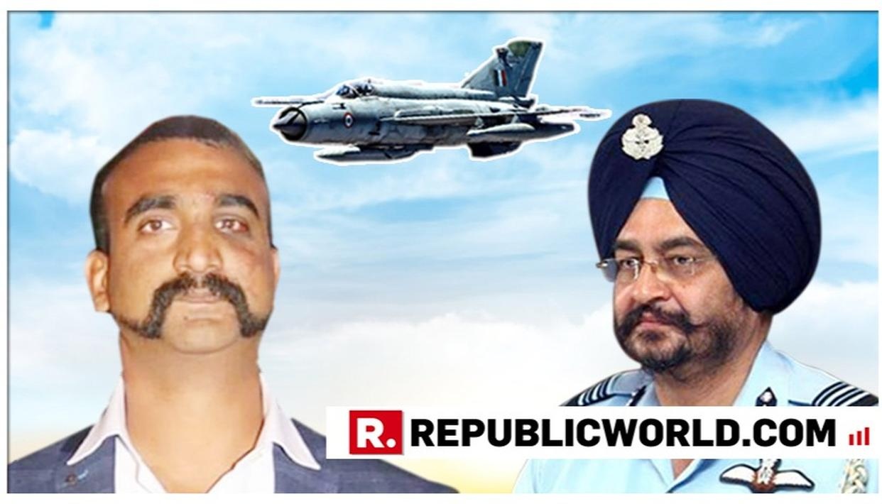 WATCH: HERE IS WHAT IAF CHIEF BS DHANOA SAID WHEN ASKED OF WING COMMANDER ABHINANDAN'S RETURN TO A JET FIGHTER COCKPIT
