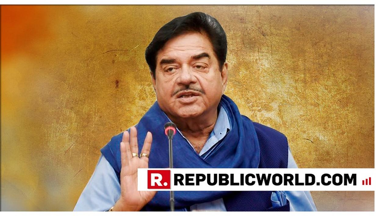 NDA WINNING ALL 40 LOK SABHA SEATS IN BIHAR ''WISHFUL THINKING'' : SHATRUGAN SINHA
