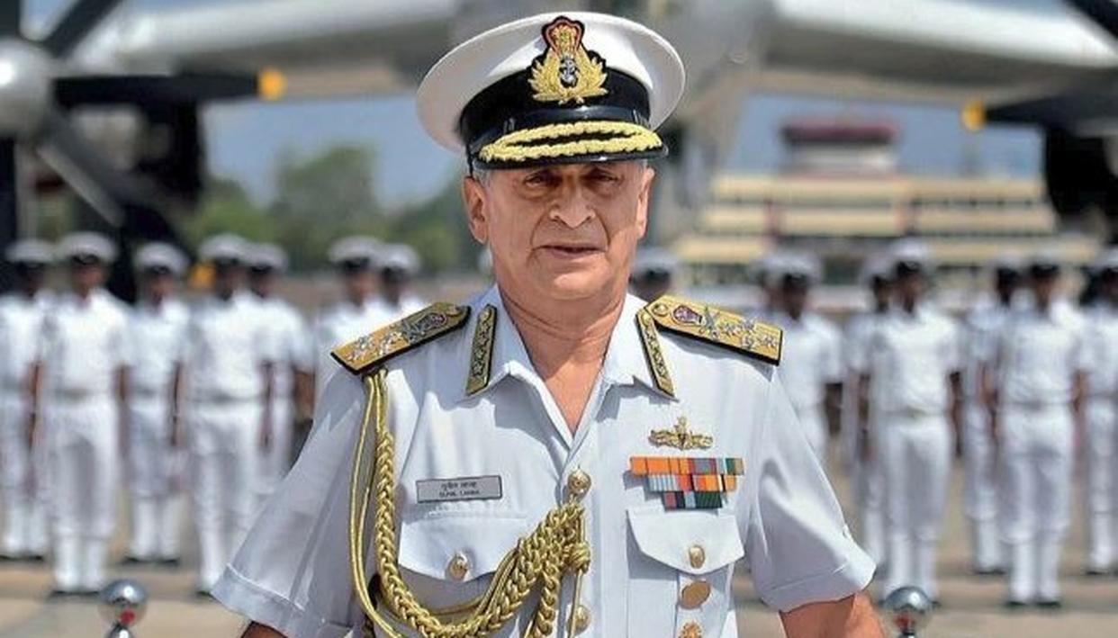 HAVE REPORTS OF TERRORISTS BEING TRAINED TO CARRY OUT OPERATIONS THROUGH SEA: NAVY CHIEF