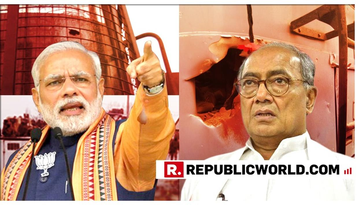 WATCH THIS | 'CLOSE ASSOCIATE OF NAAMDAAR FAMILY CONSIDERS TERRORISTS MESSENGERS OF PEACE': PM MODI BLAZES AT DIGVIJAYA SINGH AND CONGRESS FOR CALLING PULWAMA TERROR ATTACK AN 'ACCIDENT'
