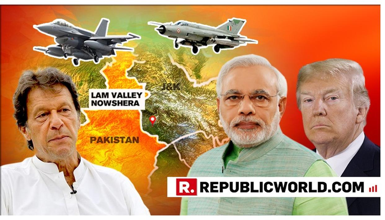 INDIA GIVES PROOF TO THE US ON PAKISTAN'S USE OF F-16 AGAINST IT: OFFICIAL SOURCES