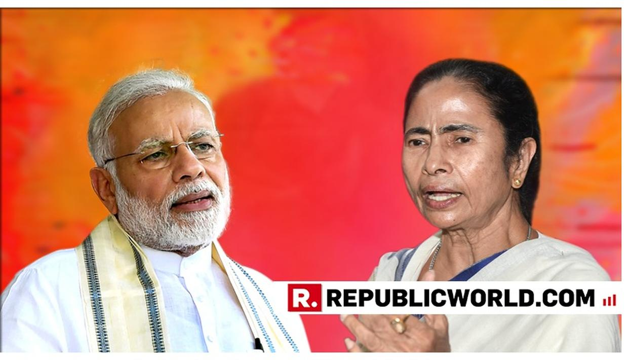 IN FAVOUR OF THE NATION AND PEOPLE BUT AGAINST MODI-BABU: MAMATA BANERJEE