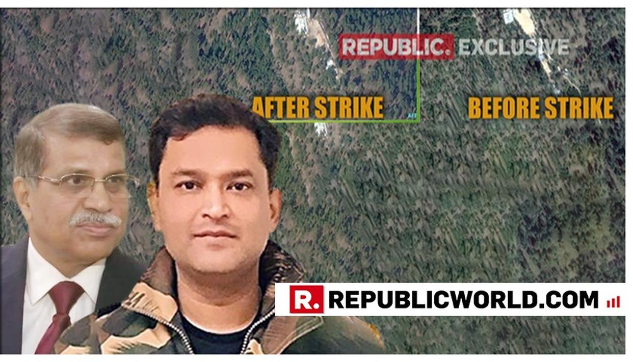 """MISSILE CAN HIT TARGET UNDER ANY CIRCUMSTANCE, BE IT ANY SEASON, DAY OR NIGHT"", SAY AIR MARSHAL SBP SINHA (RETD.) AND MAJOR GAURAV ARYA GIVING DETAILED ANALYSIS OF IAF'S BALAKOT AIRSTRIKE"